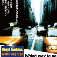 Which way to go Feat Marie Martin / Vinyl Junkies a.k.a DJ SANCON ON SALE